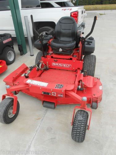 Gravely Pmz260 60 Promaster Zero Turn Mower Zt Hyd Lift Very Well Kept Mower Zero Turn Mowers Mowers For Sale Mower