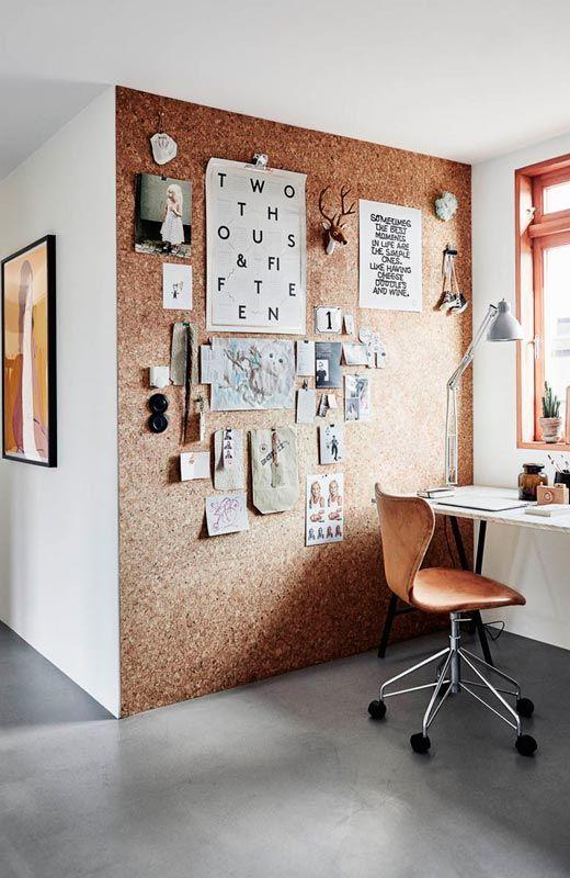 5 claves para decorar tu oficina en casa | Mini office, Desks and ...