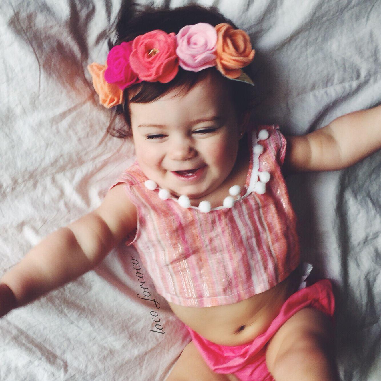 Flower child ✌ | Princess River Belle | Pinterest | Bebe, Moda ...