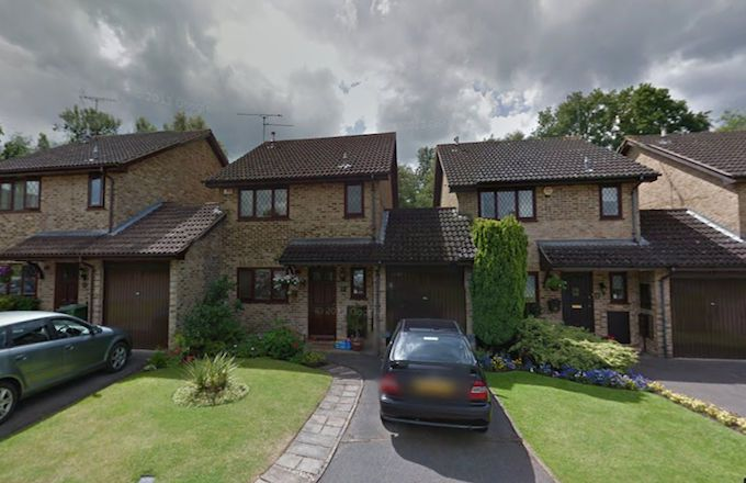 The Real World Locations Of Iconic Movie Homes The Sorcerer S Stone The Real World Family House
