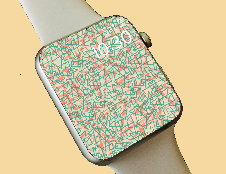 Watch Wallpaper / Apple Watch / FitBit / Smartwatch ...