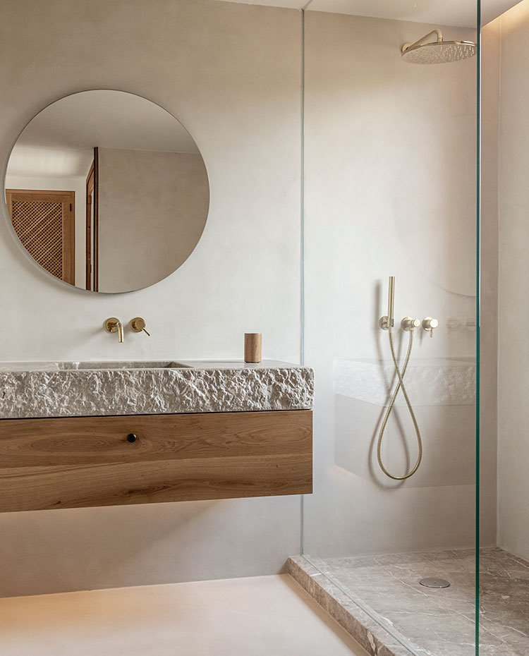 Photo of #bathroomideas Cuando la serenidad mediterránea se convierte en la mejor tendencia para vestir una casa – bathroom