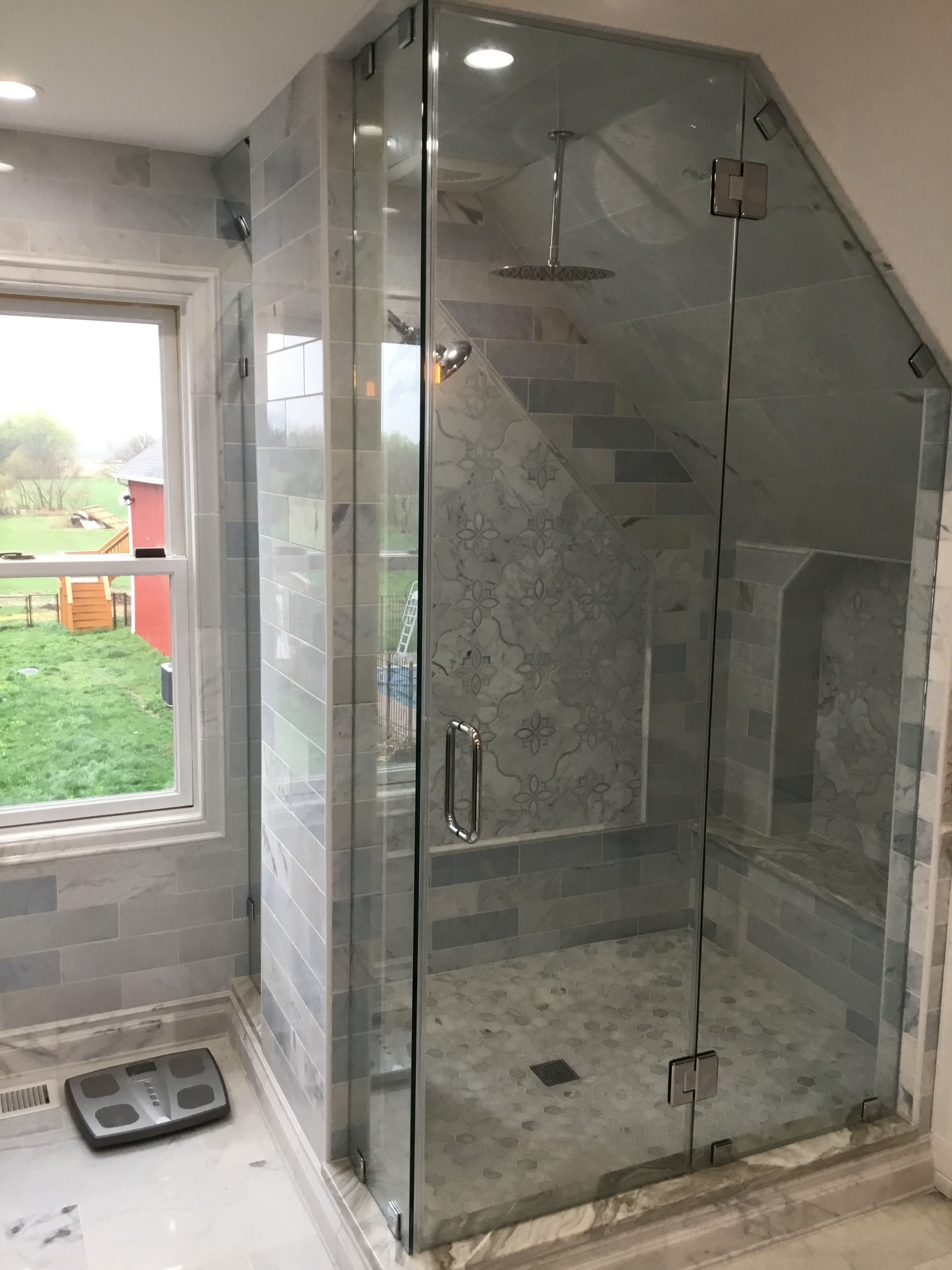 Custom Steam Enclosure Custom Shower Doors Glass Shower