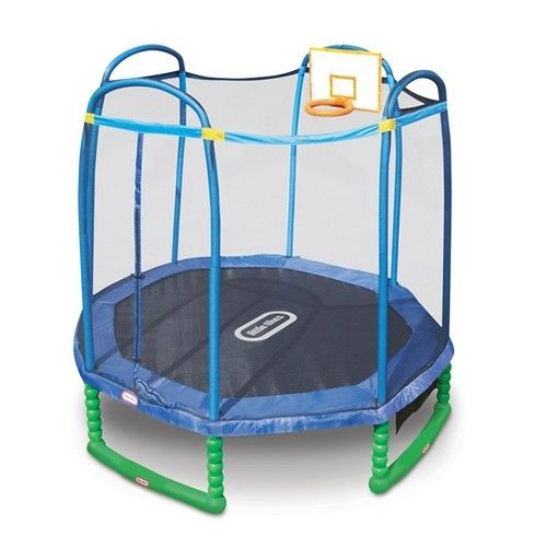 Little Tikes 10 Ft. Sports Trampoline