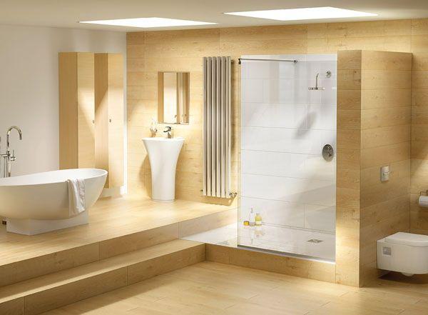 Salle de bain en bois  Une idée déco nature et zen