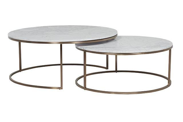 Nests Coffee Tables And Marbles On Pinterest Wohnzimmertische Couchtisch Weiss Tisch