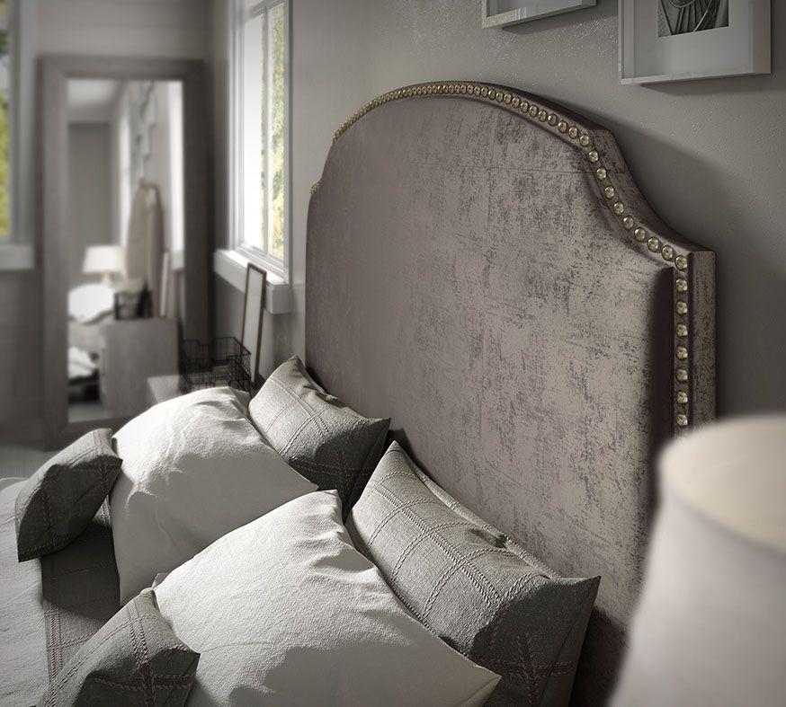 cabecero #headboard #dormitorio Colección ENZO de Franco Furniture ...