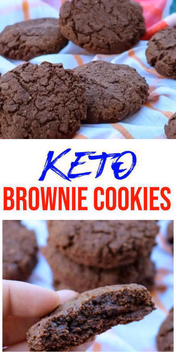 Photo of BEST Keto Cookies! Low Carb Keto Chocolate Brownie Cookies Idea – Quick & Easy Ketogenic Diet Recipe – Completely Keto Friendly