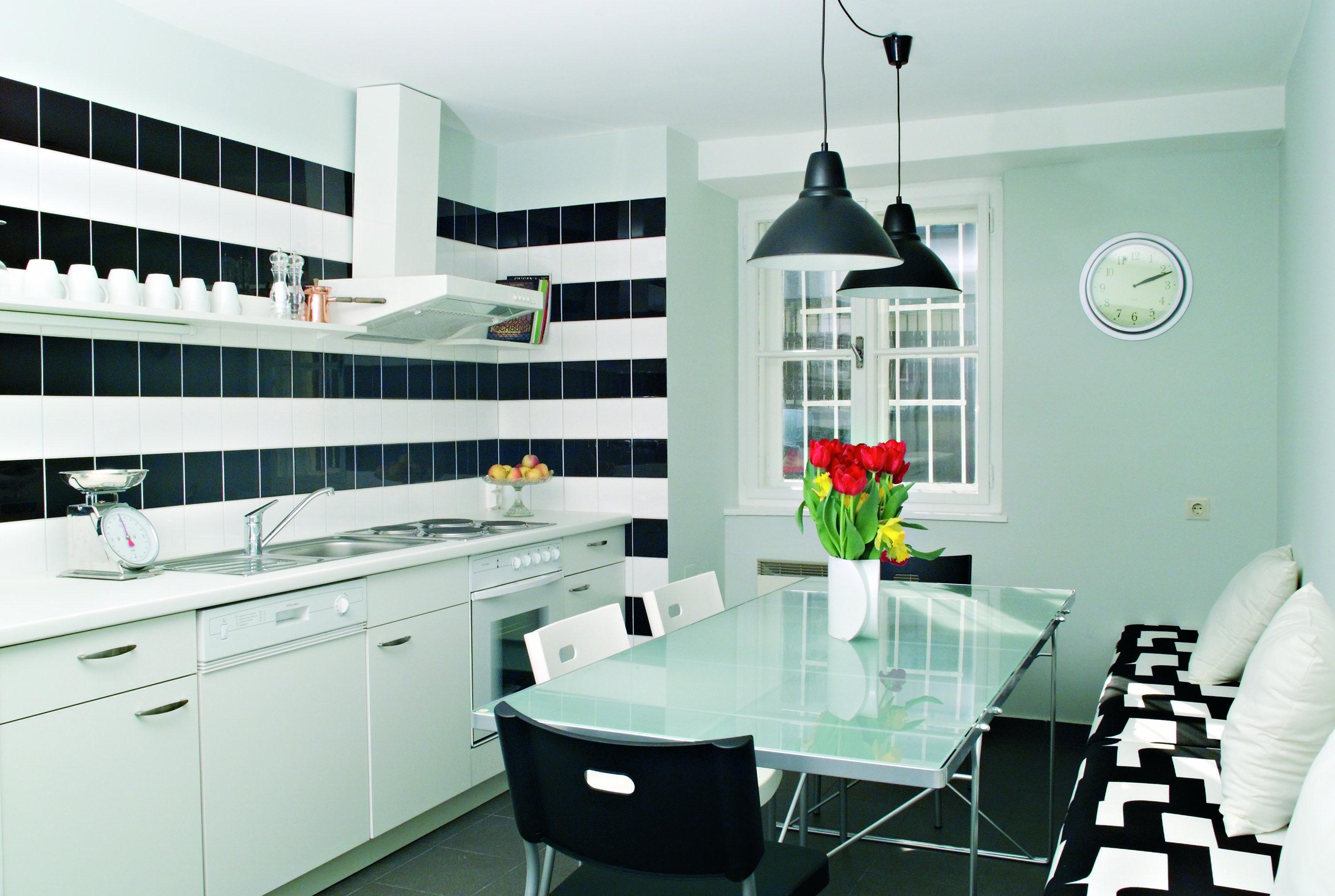 kitchen, students housing, Eisenstadt, design by Klaus-Jürgen Bauer ...