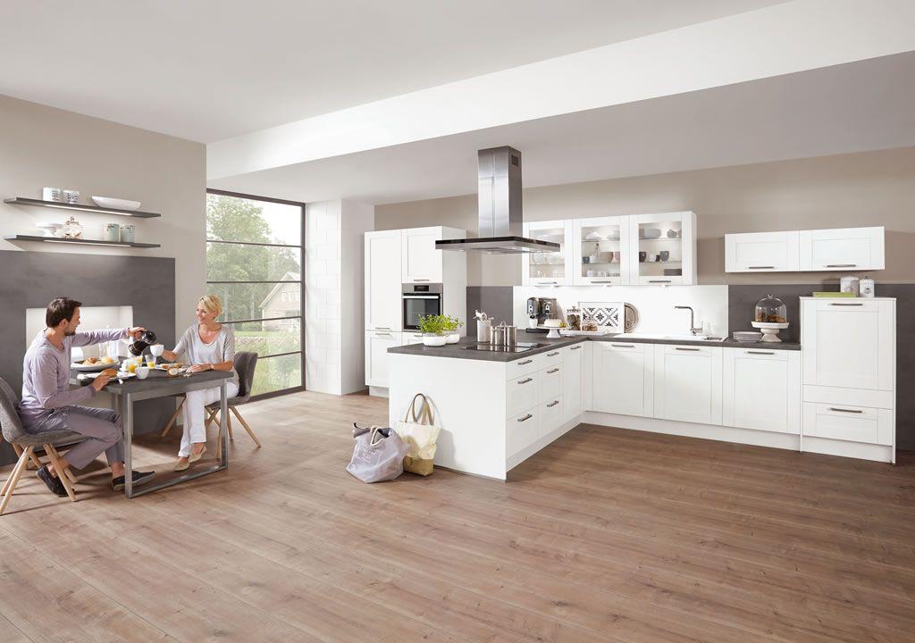nobilia Küchen - Produkte - Küchengalerie - Weiß | Ideen rund ums ...