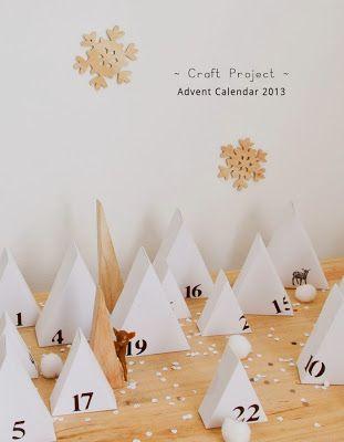 Mijbil Creatures: Advent countdown + 7 new brilliant DIY calendar ideas!