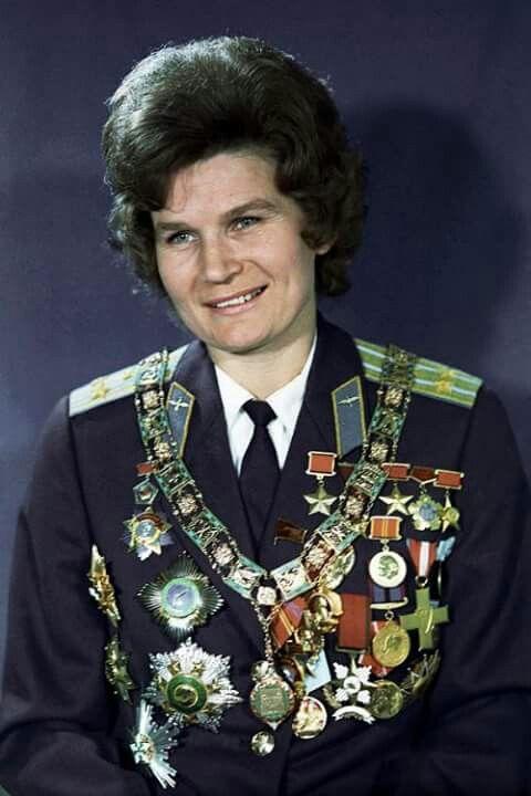 Валентина Терешкова награды