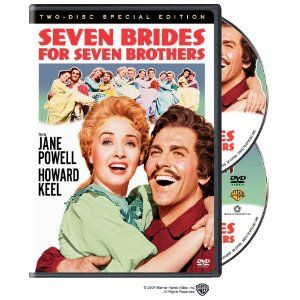 Amazon com: Seven Brides for Seven Brothers (Two-Disc