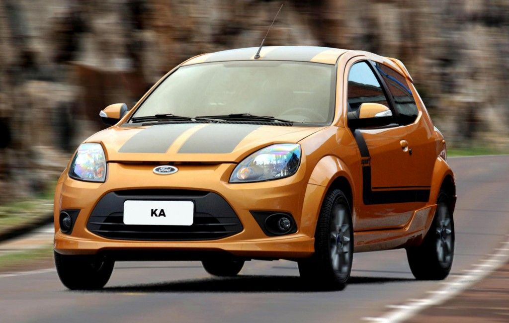 Obituario Ford Ka Sport 1 6 Ford Esportes Carros