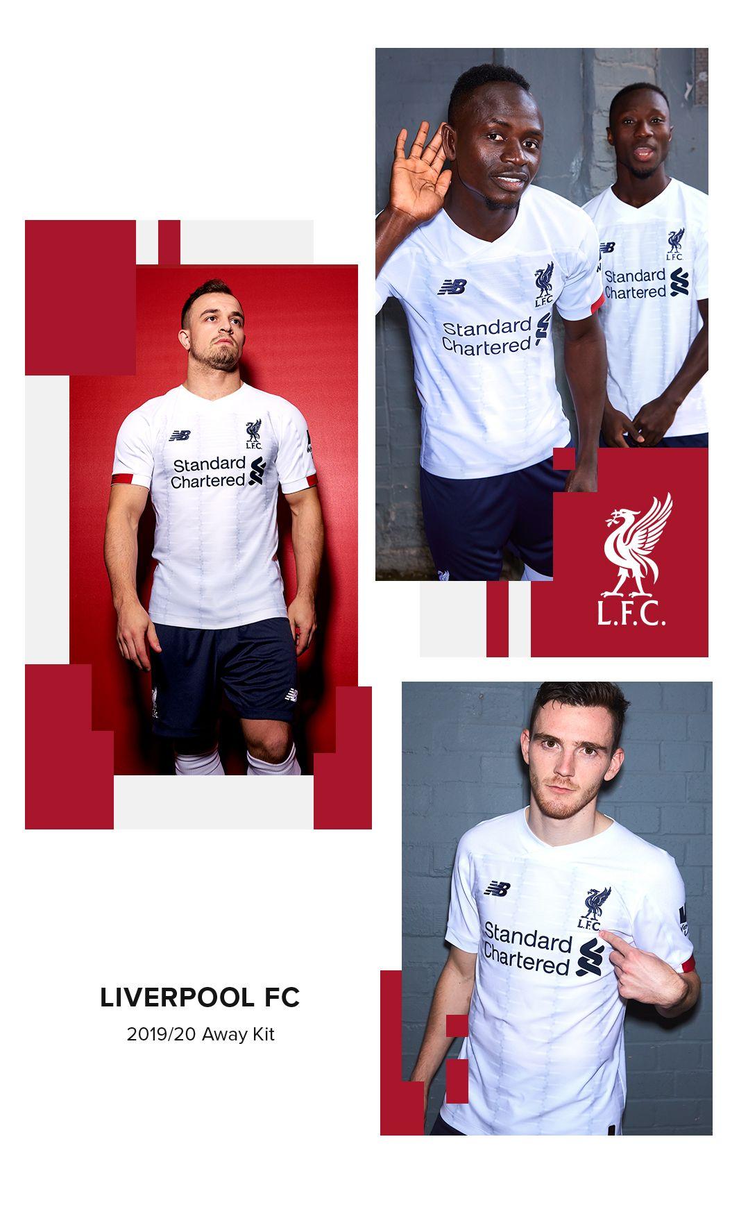 uk availability 6507a 3a837 Liverpool 19/20 Away Jersey by New Balance | 2019/20 Club ...