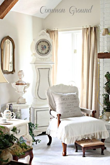 Shabby with French elements