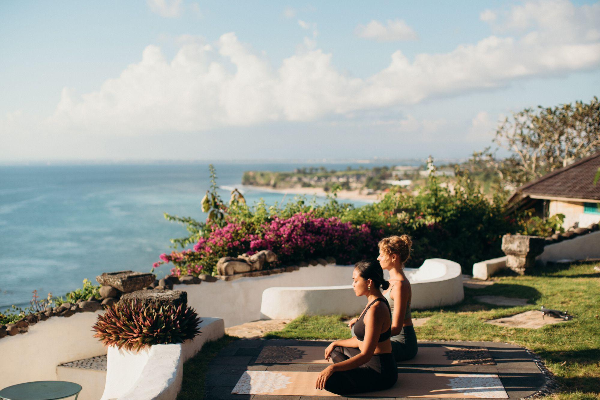 Virtual Yoga Retreat Goes Live For International Day Of Yoga In 2020 Yoga Design Lab Yoga Retreat Bali