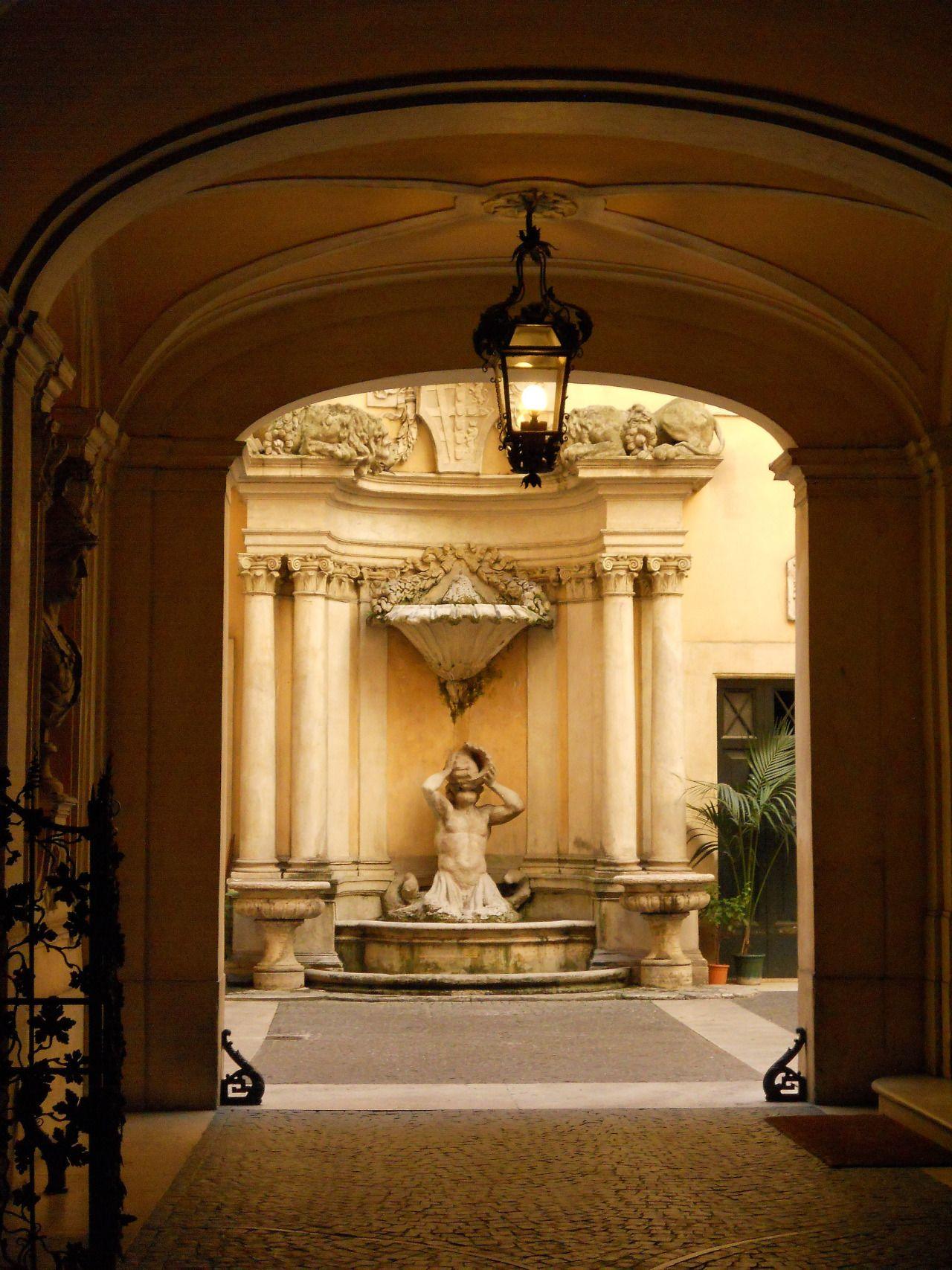 "cityhopper2: ""Interior in Rome, Italy photography by cityhopper2 """