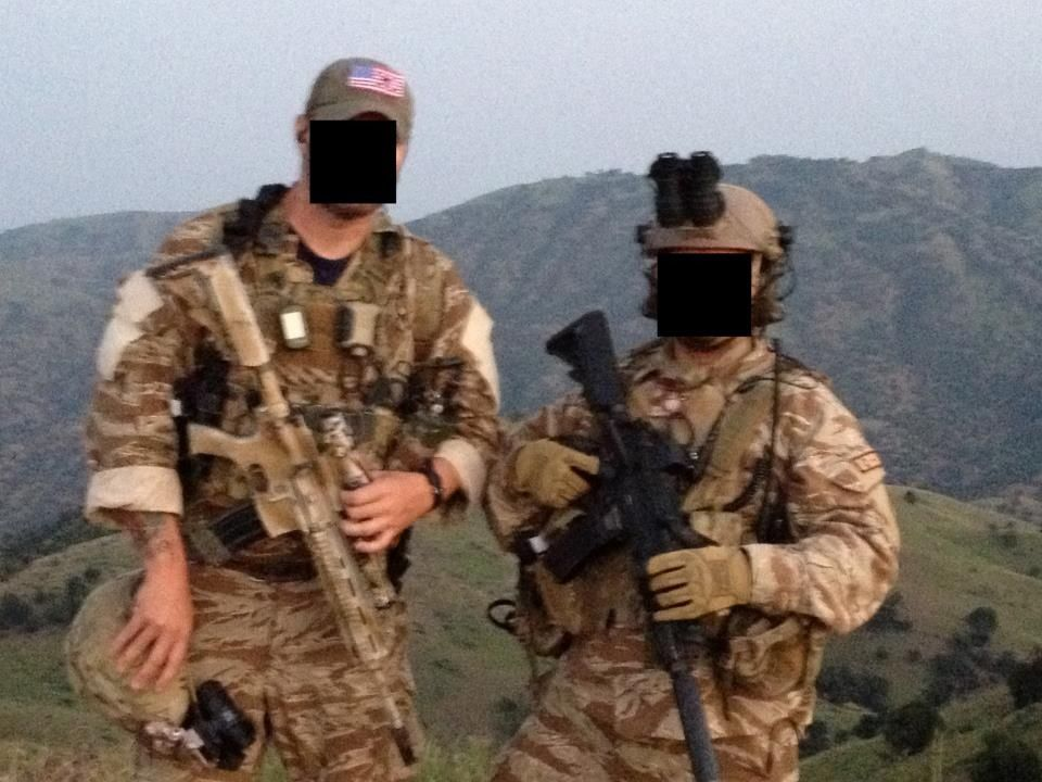 Cia Grs Wallpaper: CIA GRS Staff In Afghanistan [960x720]