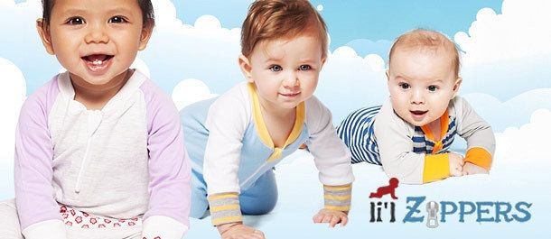 {HALF PRICE} All #LilZippers growsuits reduced to 50% OFF!! Online at www.mickeyhouse.com.au
