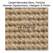 Carpet German Squareweave Mb 3 Dark Tan 80 Wide Automotive Carpet Carpet Automotive