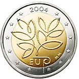 2 euro Fifth Enlargement of the European Union 2004 - Series: Commemorative 2 euro coins - Finland