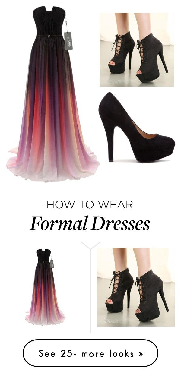 """""""Prom?"""" by olicity3323 on Polyvore featuring women's clothing, women, female, woman, misses and juniors"""