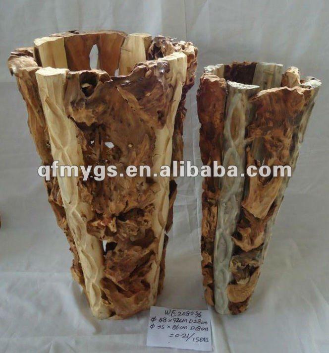 Wood Artists | Nuevo estilo de arte de madera tallas, barriles de artesanía