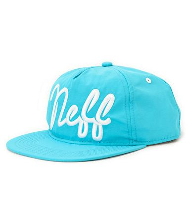 d1a1a023cae Stand out this spring with the Neff Sunburn Snapback Hat