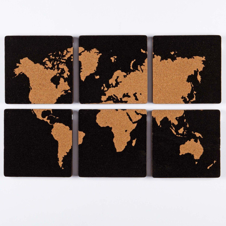 Amazon nexxt ecole self adhesive silk screened corkboards amazon nexxt ecole self adhesive silk screened corkboards with world map image gumiabroncs Choice Image