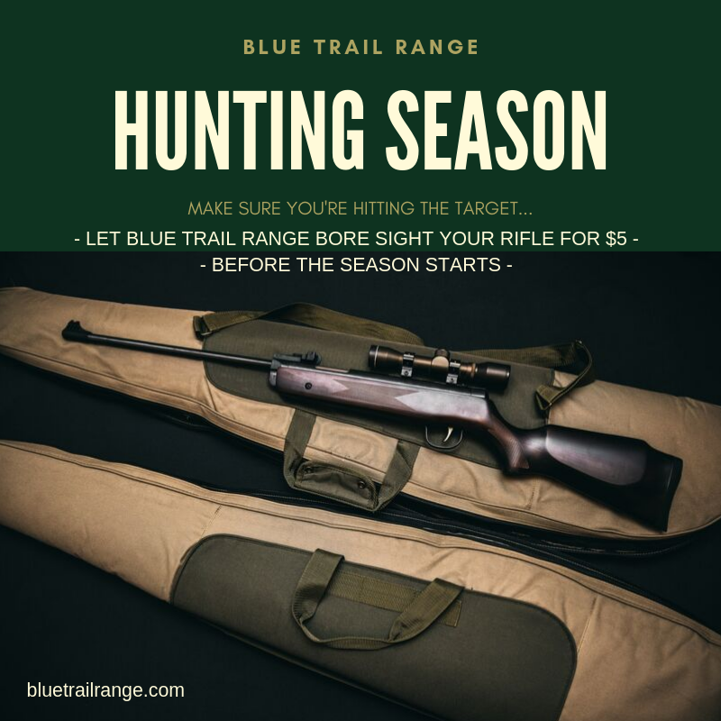 November kicks off Deer Season in CT. Ensure that you are