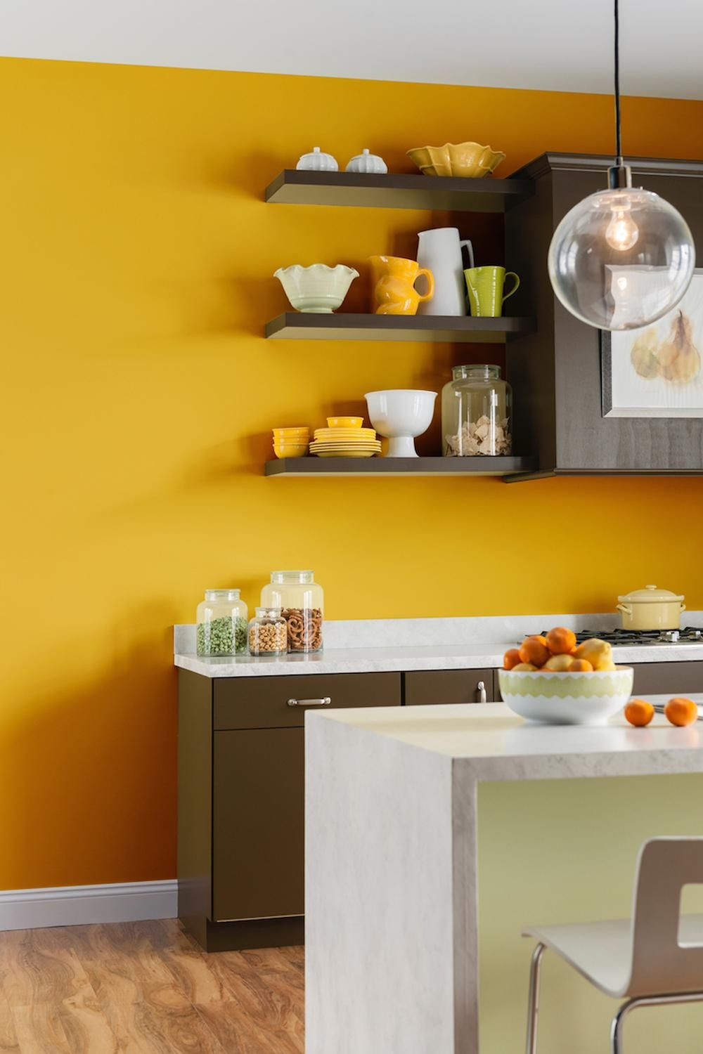 2017 Paint Colour Trends This Year Yellows Take A Turn Away From The Softer Tones Of And Move Towards Bolder More Dramatic Hues