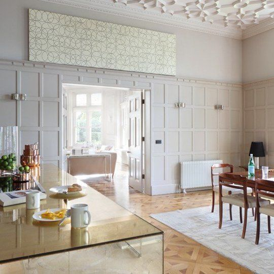 Statement Ceilings, 4 Ways Ceilings, White ceiling and Ceiling texture