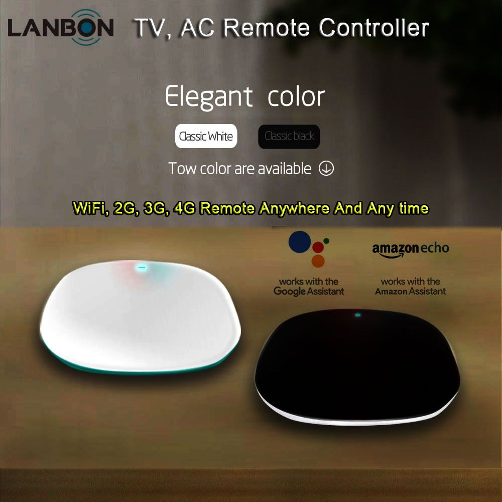 AC TV smart IR repeater remote controller WiFi Iphone and