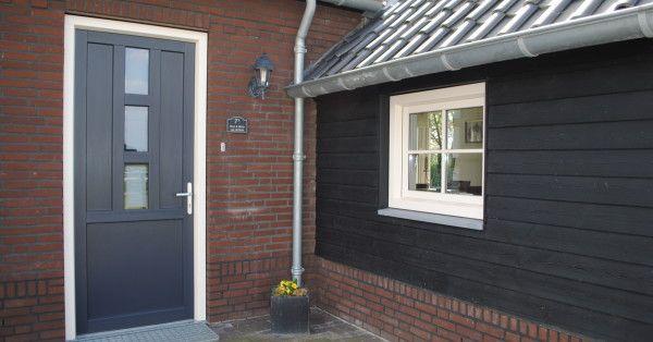 Life-course house Haaren plastic frames and door The access …