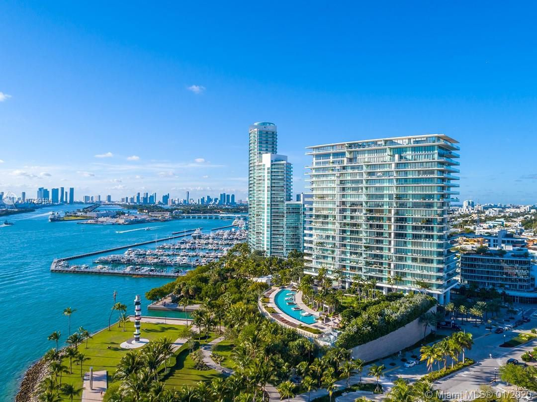 This Gorgeous Apartment At Apogee Is Located In The South Of Fifth Neighborhood The Best Area In Miamib Miami Beach Real Estate Miami Beach Condo Miami Beach