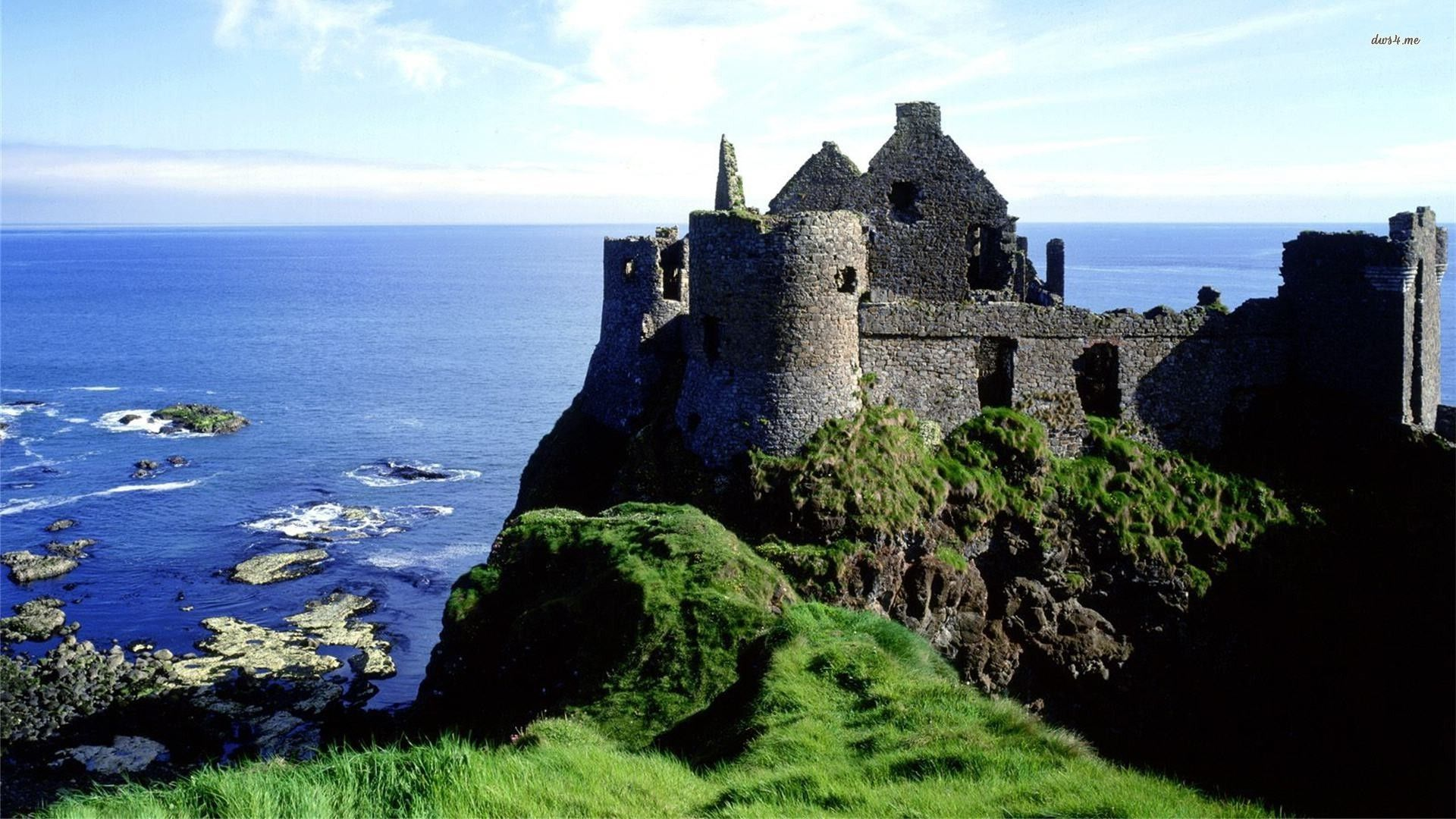 as you fly over ireland you will understand why people refer to it as the