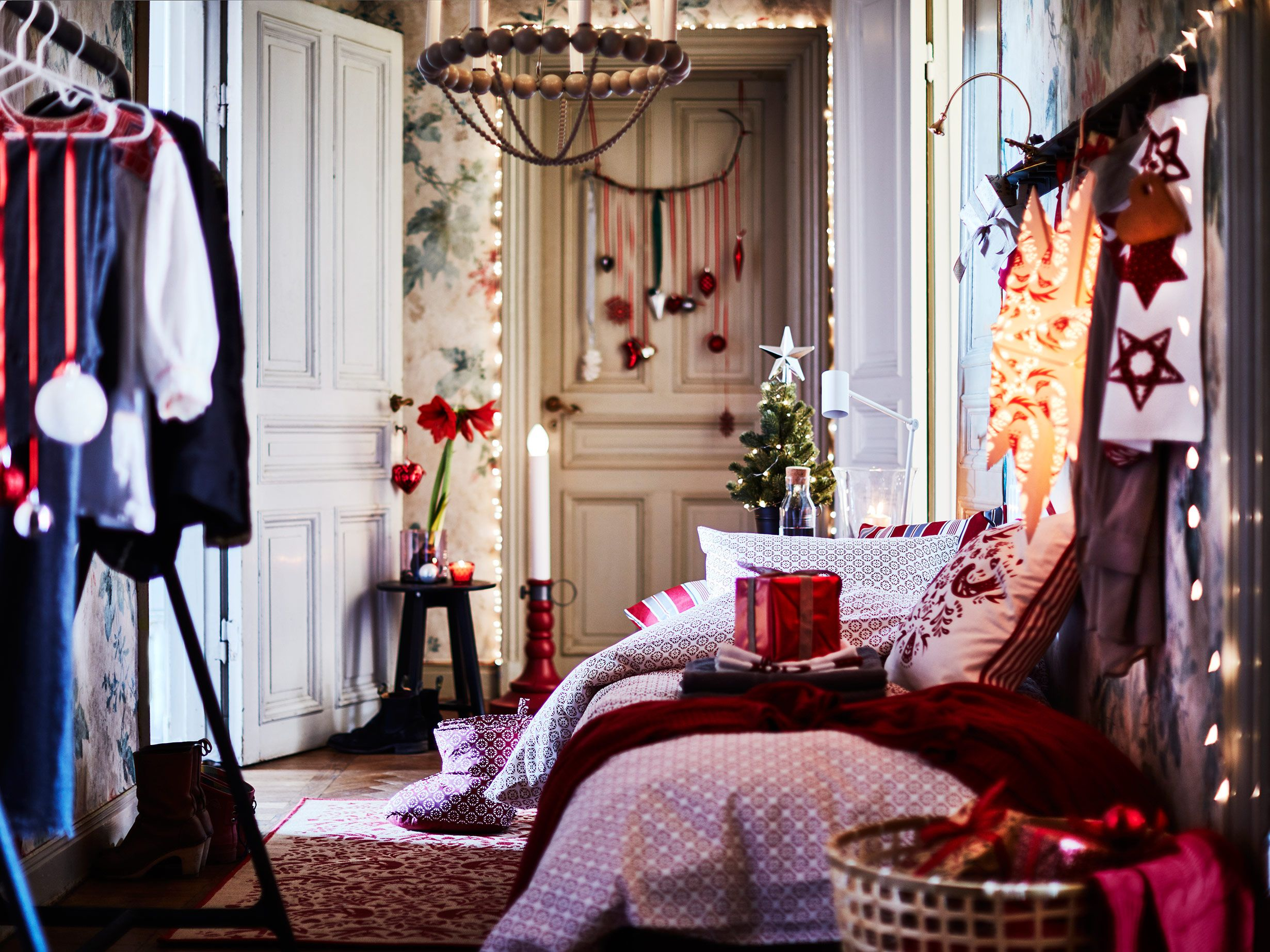 Turn a hallway into a hotel The new WINTER collection is here
