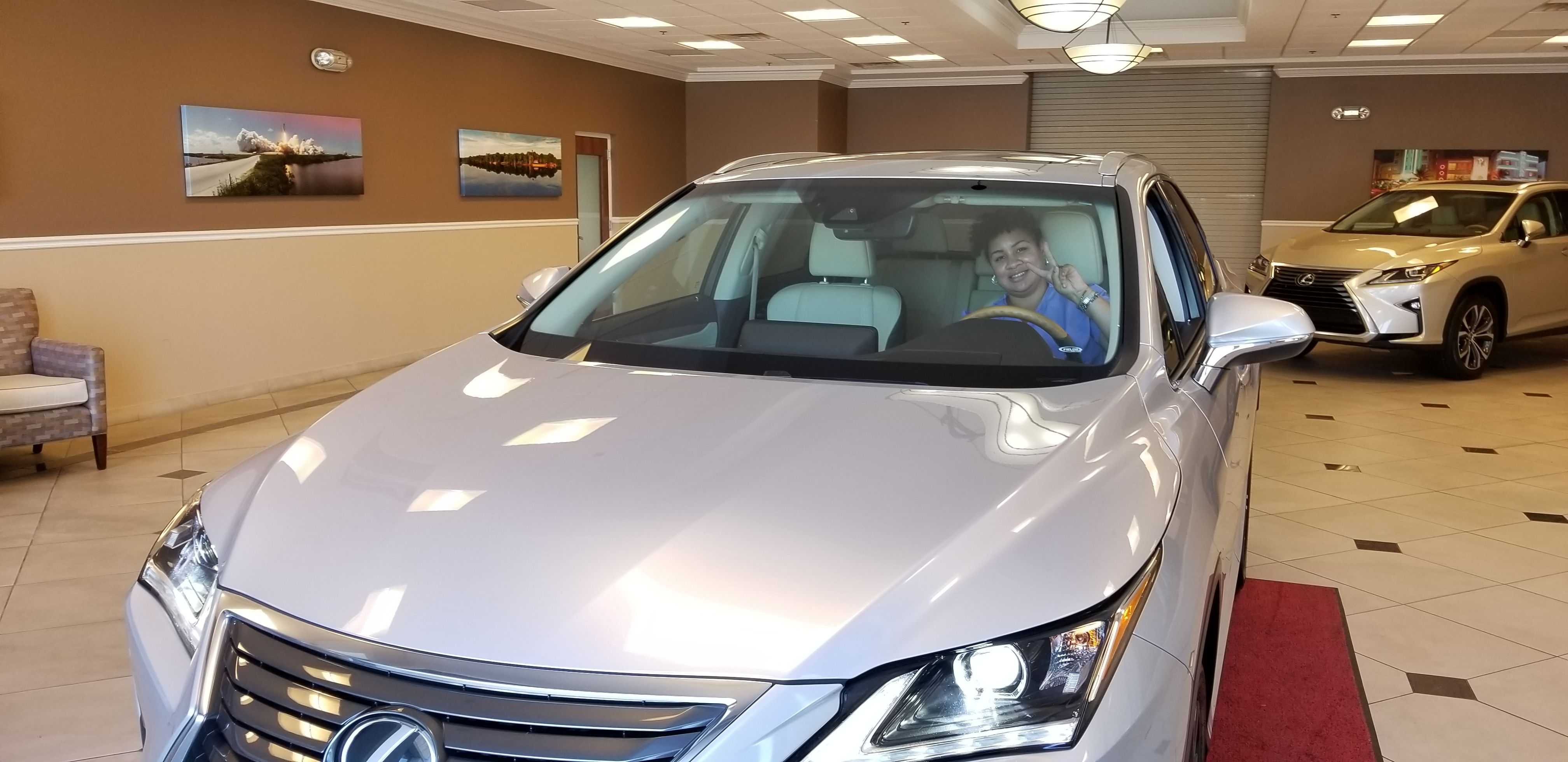 Congratulations To Camille M Who Purchased Her New Lexus With Our Team Member Konnor Murdock At Lexus Of Orange Park Lexus Luxury Cars Orange Park