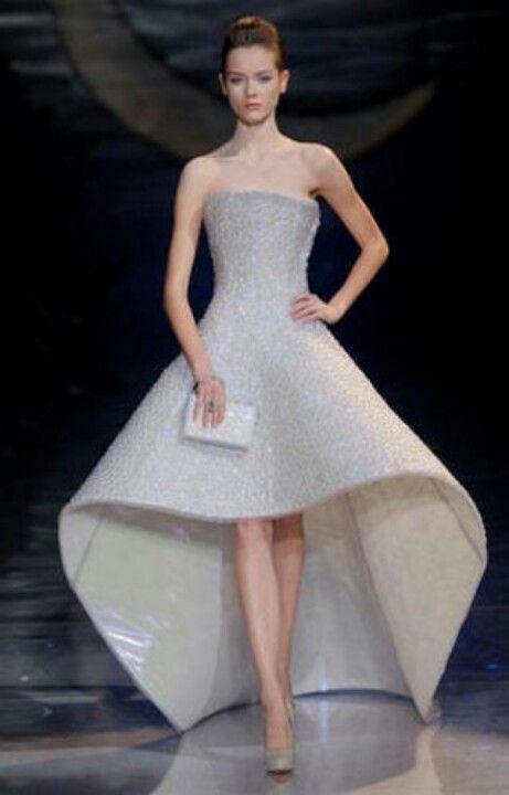 50c5f5b9d4 Interesting silver dress