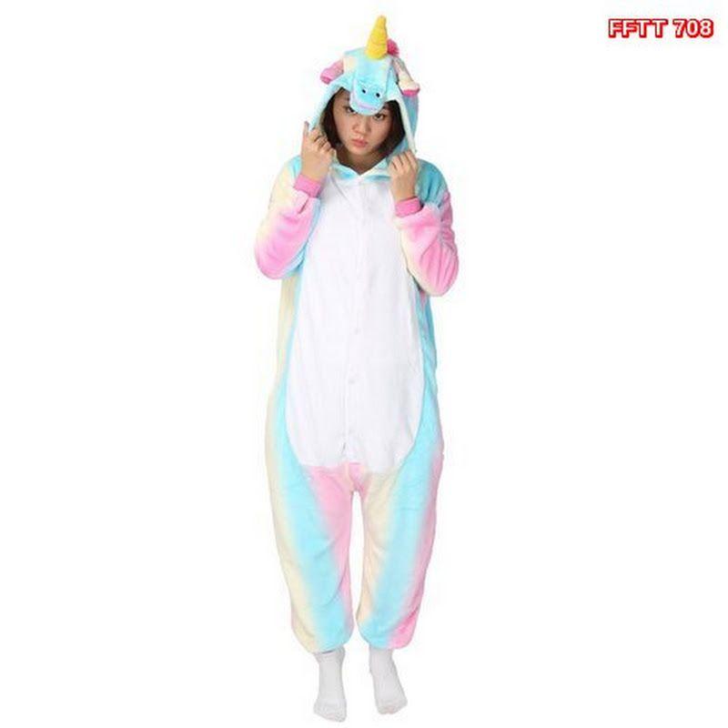 Baju Tidur Unicorn