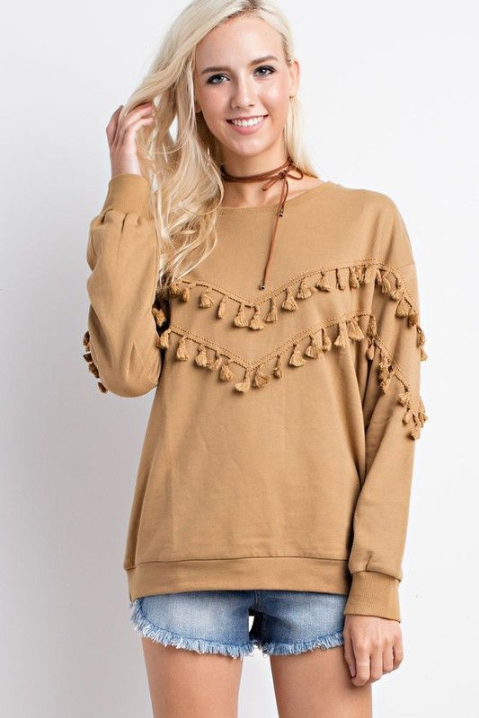 Bellflower Sweatshirt