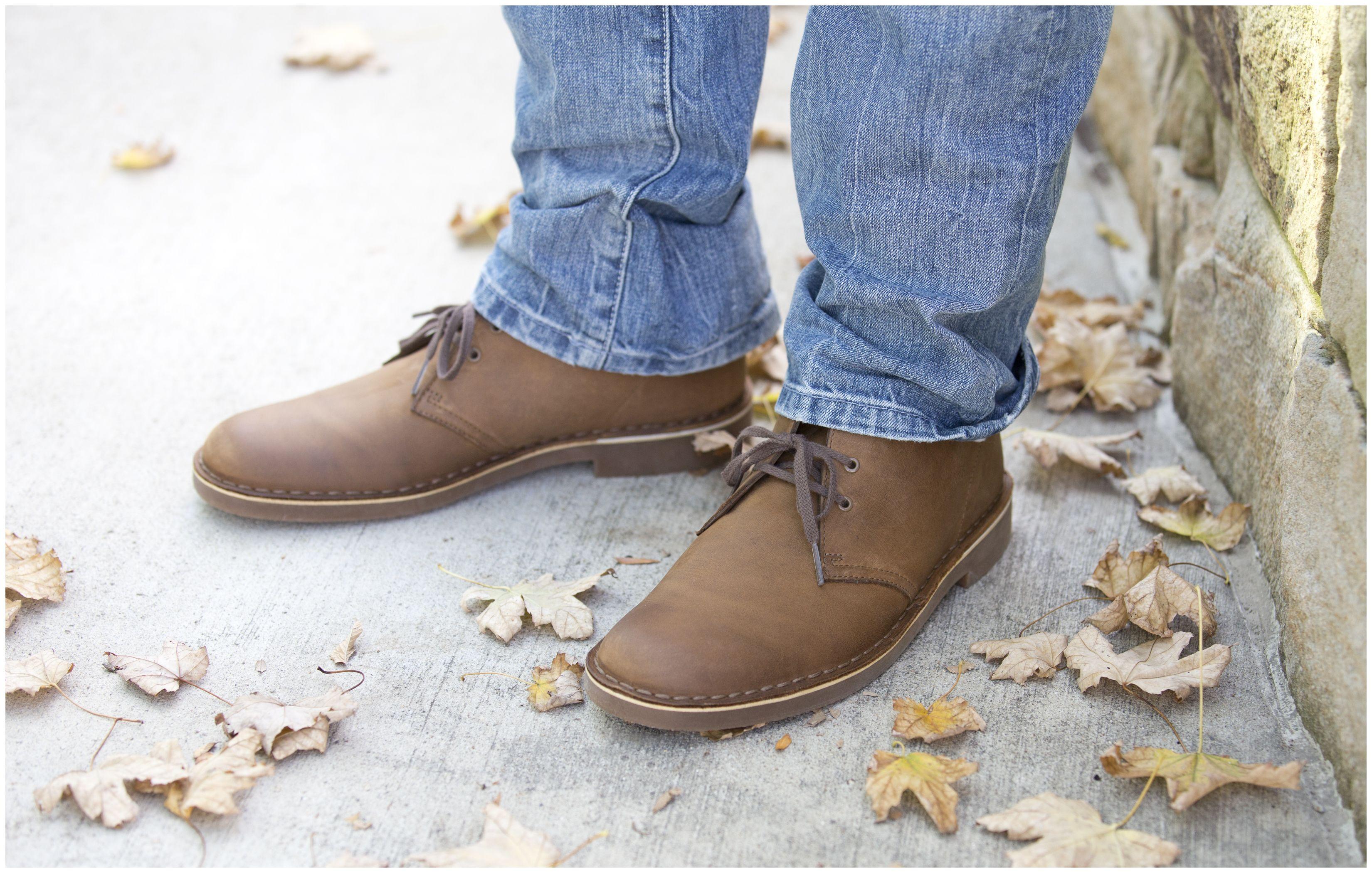 Clarks Bushacre Chukka Boot - Men's
