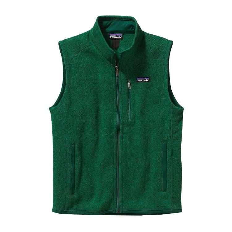 Men's Better Sweater® Fleece Vest   Fleece vest and Patagonia