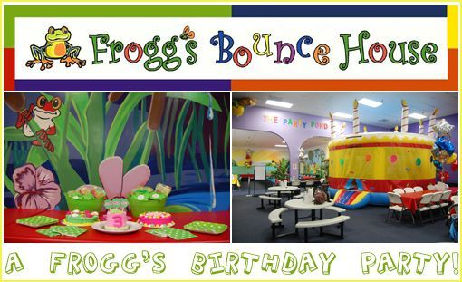 Froggs Bounce House Inflatable Bouncer Pinterest Bounce House