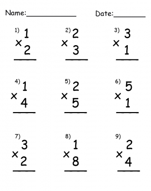 Multiply The Fun With Multiplication By S Printable Worksheets