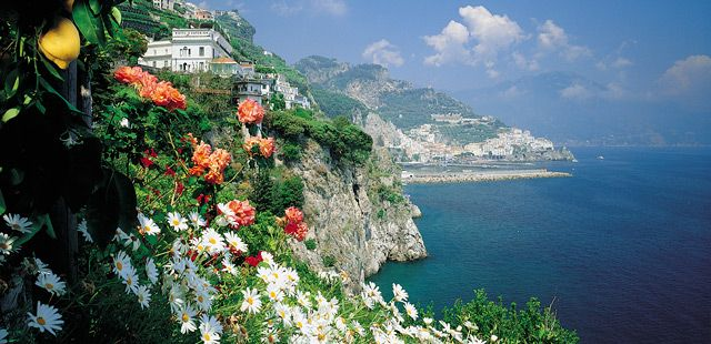 Hotel Santa Caterina. Nothing is as beautiful as this coastline. A dream Vacation.
