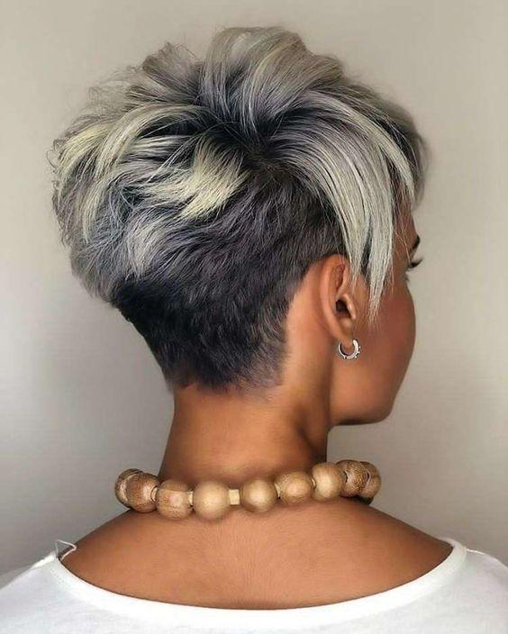 Photo of 50 korte frisyrer Kvinner elsker det å stille #frisurenkurzehaare 50 korte frisyrer …