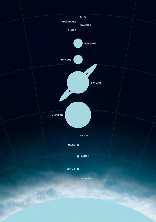See The Bigger Picture by Michael Paukner, via Behance