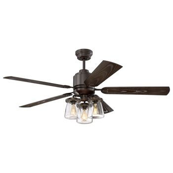 Litex Andrus 52 Ceiling Fan Bronze Finish 179 99 Costco